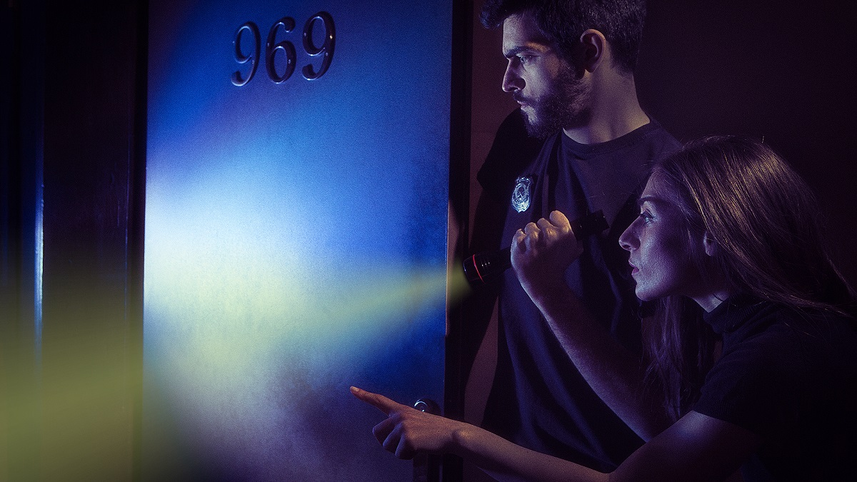 CSI - Escape Room