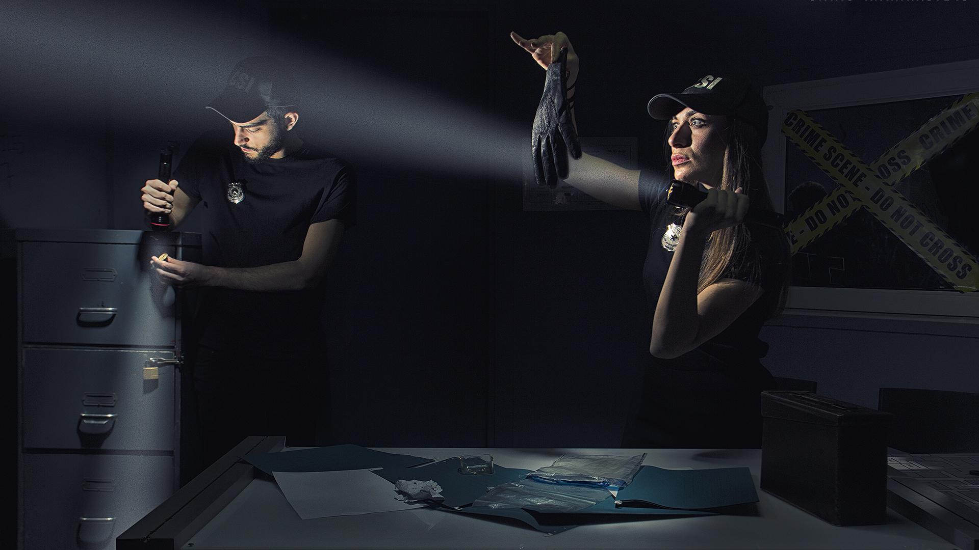 CSI - Escape Room