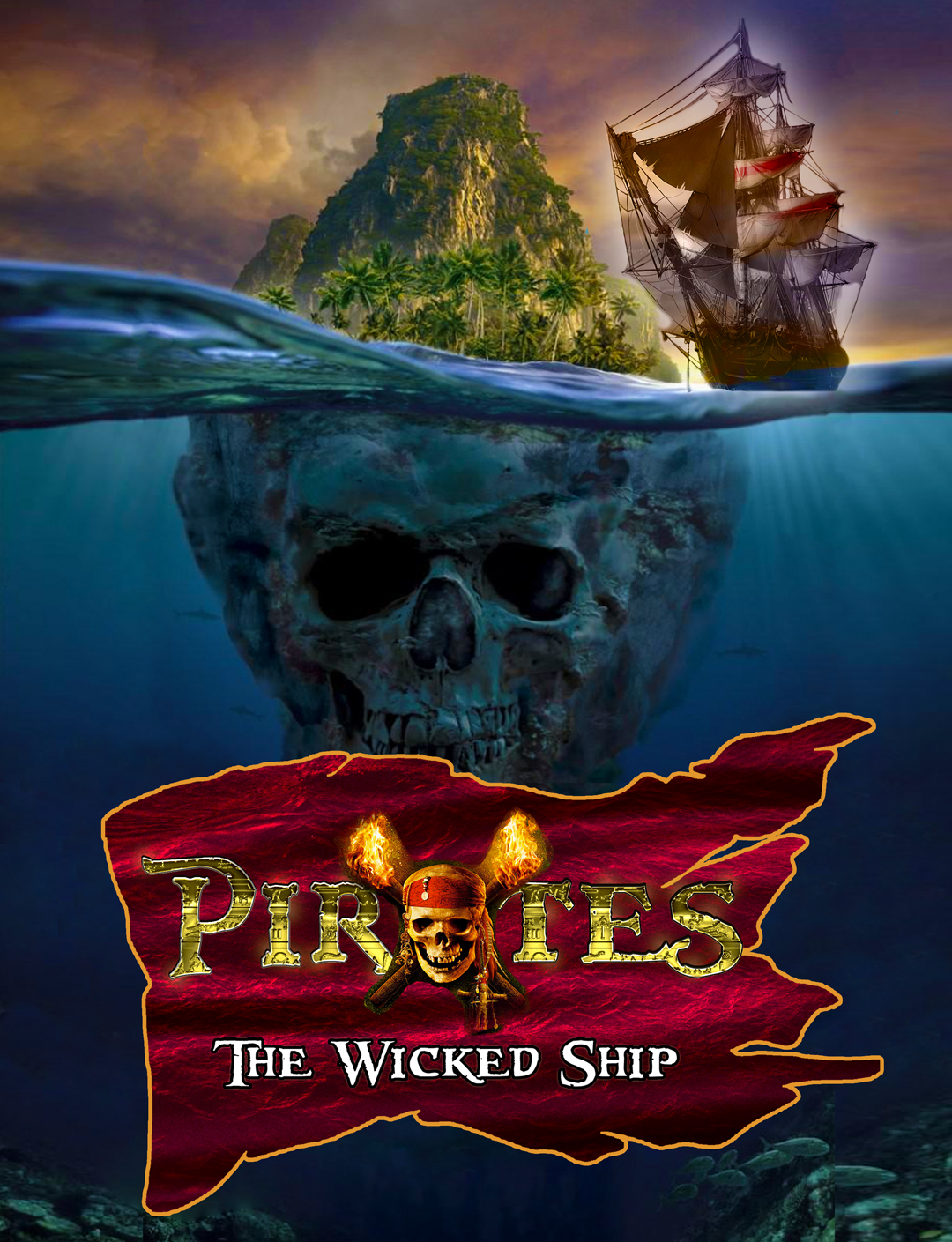 Pirates - The Wicked ship